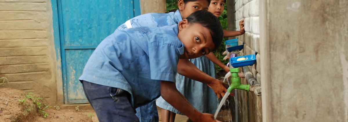 Acqua potabile in India