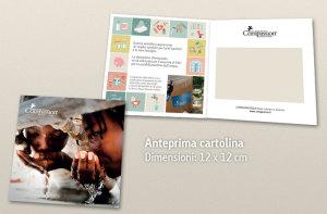 Cartolina aziendale - regali aziendali