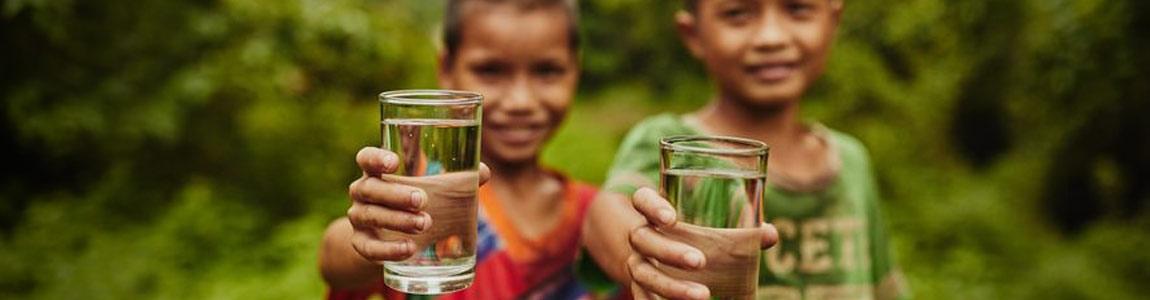 Regali solidali - Acqua per la vita