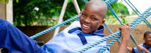 Giochi per bambini in Uganda