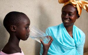 Finalmente si può bere acqua pulita