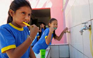 Formazione igienica in Messico
