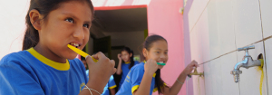 Igiene dentale per i bambini in Messico