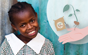 Sementi per i bambini in Kenya