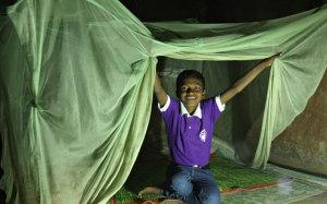 Zanzariere anti malaria in India