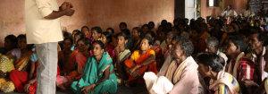 Formazione e prevenzione malaria in India