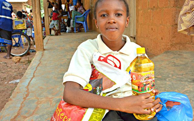 San Valentino - regali solidali Compassion Ghana