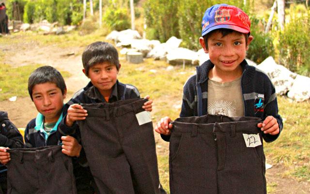 San Valentino - regali solidali Compassion Guatemala
